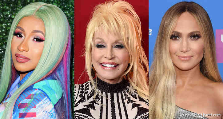 Cardi B, Dolly Parton, & Jennifer Lopez to Be Honored at Billboard's Women in Music 2020!