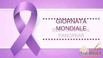 Brescia, palazzo Loggia in viola per il tumore al pancreas - La Milano