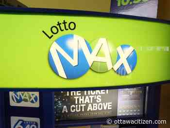 $55-million lottery ticket sold in Outaouais