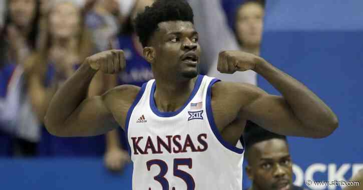 Utah Jazz take Kansas center Udoka Azubuike at No. 27, Syracuse wing Elijah Hughes at 39; trade center Tony Bradley