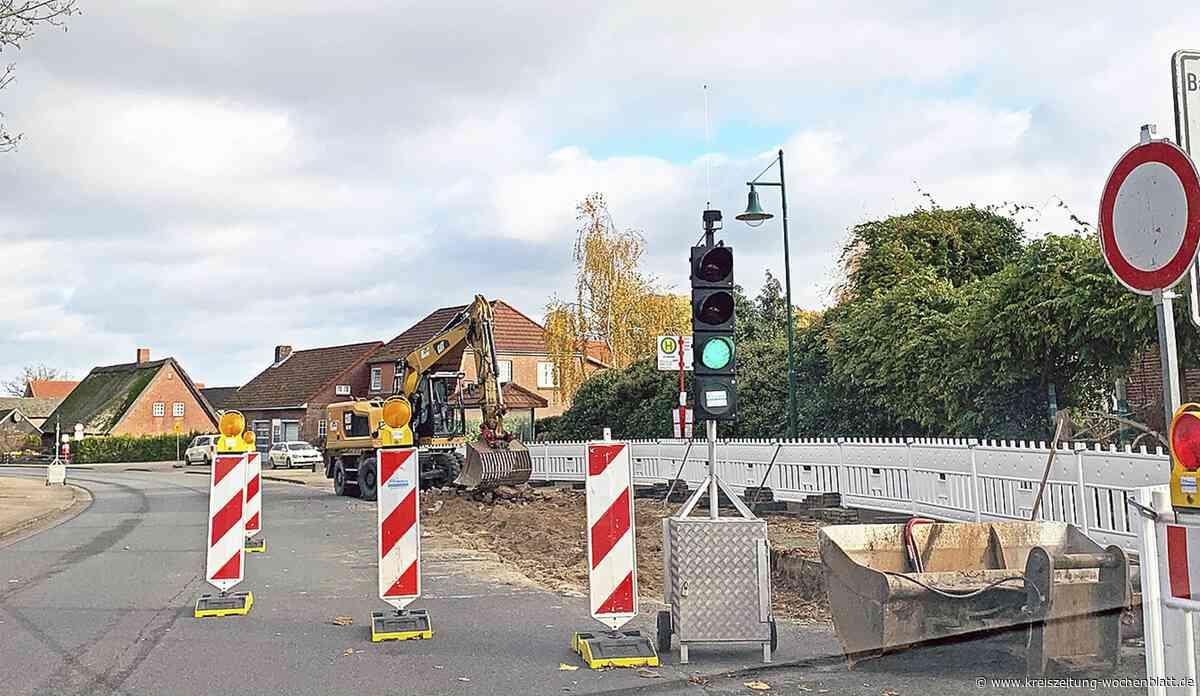 Sanierung der Bushaltestellen - Harsefeld - Kreiszeitung Wochenblatt