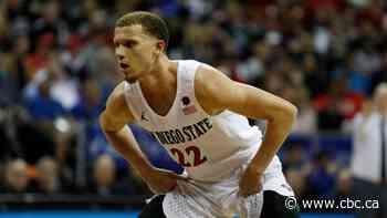 Raptors draft pick Malachi Flynn looking forward to learning from Lowry, VanVleet