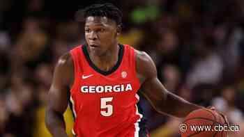 Timberwolves make Georgia guard Anthony Edwards top pick of NBA draft