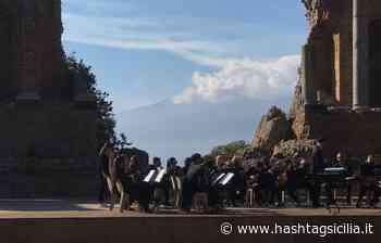 Taormina, migliaia di contatti per il concerto live-streaming dal Teatro Antico - Hashtag Sicilia