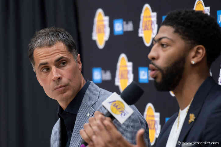 Lakers have low-key draft night after trading first-round pick