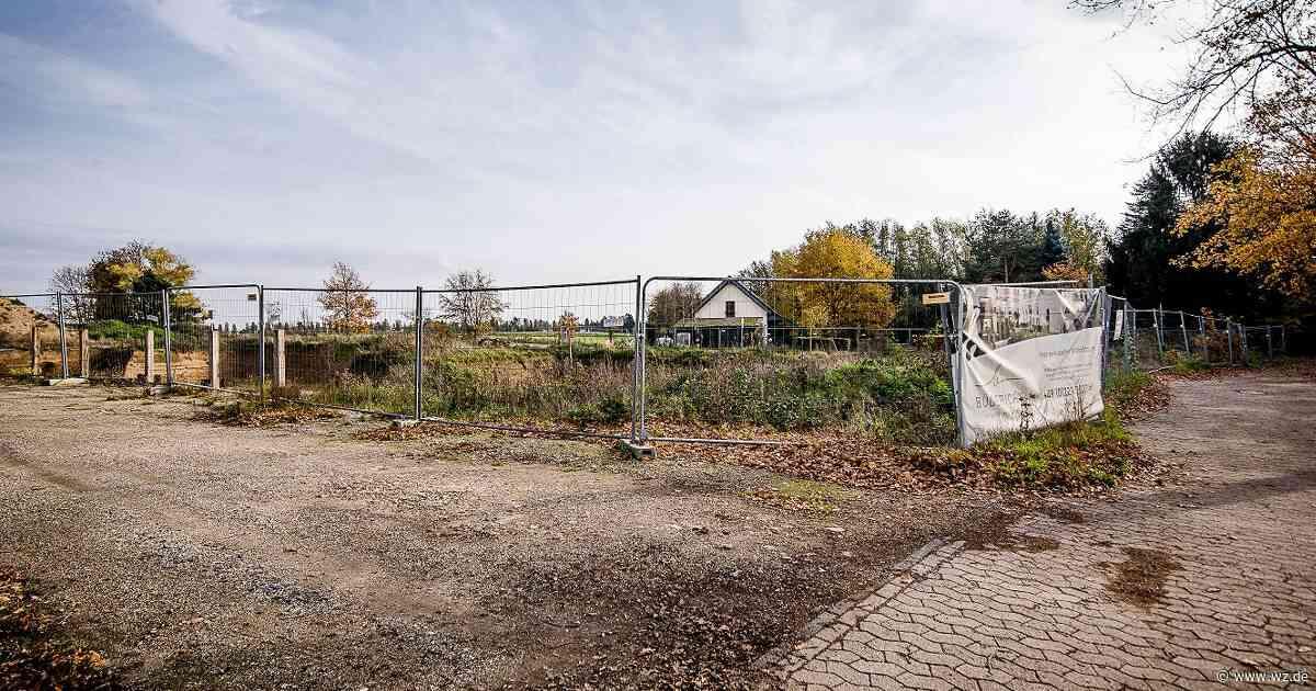 Meerbusch: Verwaltungsgericht entscheidet über Baugenehmigung am Eisenbrand - Westdeutsche Zeitung