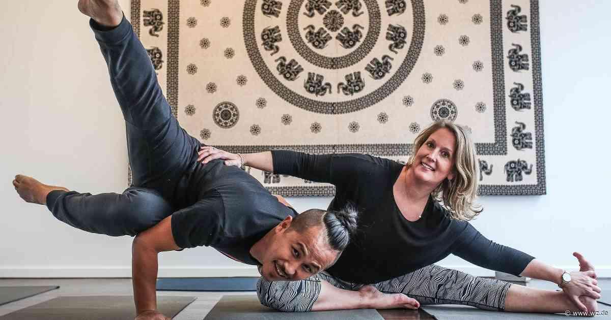 Wie eine Yogalehrerin aus Meerbusch den Lockdown erlebt - Westdeutsche Zeitung