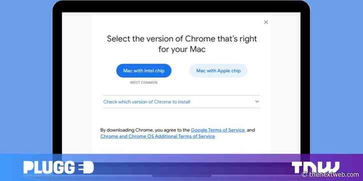 Google Chrome for M1 Macs is out — here's how to get it
