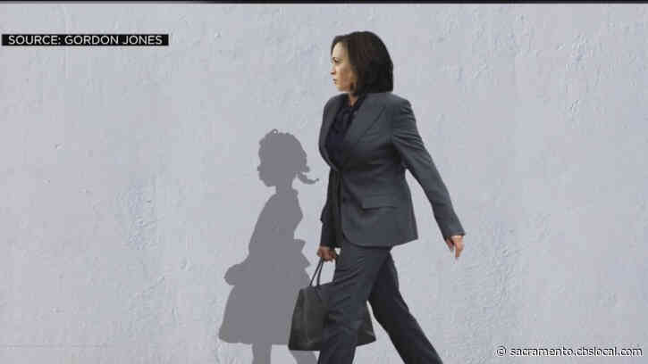 'That Little Girl Was Me': Sacramento Man Behind Viral Image Of VP-Elect Harris Walking Alongside Shadow Of Ruby Bridges