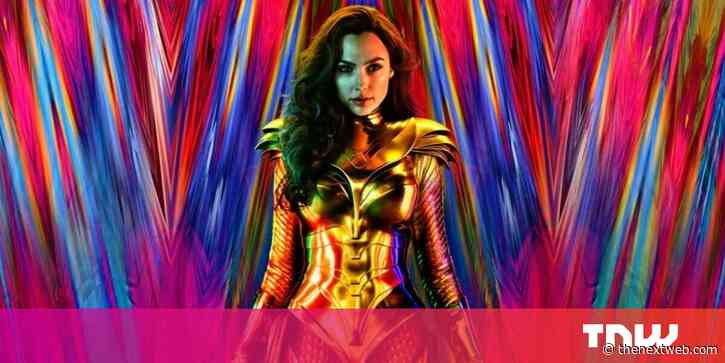 Wonder Woman 1984 gets a Christmas debut on HBO Max