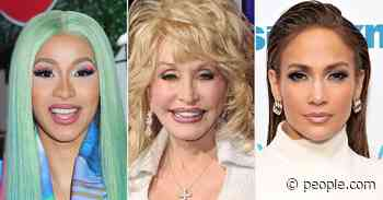 Cardi B, Jennifer Lopez and Dolly Parton to Be Honored at Billboard's 2020 Women in Music Event - PEOPLE
