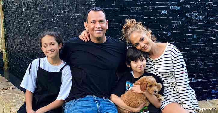 Jennifer Lopez Says Quarantine Helped Her Kids Realize They Weren't Okay with 'Parts' of 'Our Lives' - PEOPLE