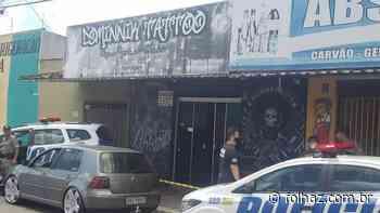 Tatuador é morto com tiro na cabeça em Aparecida - Folha Z