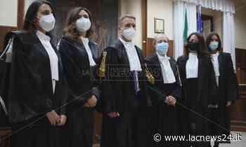 Tribunale di Vibo, quattro nuovi magistrati. «Benvenuti, questo è un posto di frontiera» - LaC news24