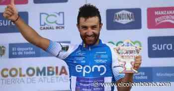 Yeison Rincón ganó en El Tambo y Diego Camargo sigue líder en la Vuelta - El Colombiano