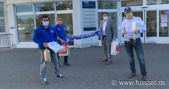 Corona-Hilfen: SV Eitorf erhält Sonderpreis - Fussball.de