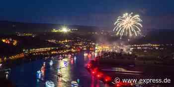 Eitorf: Feuerwerksgigant Weco leidet unter Absage von Großevents - EXPRESS