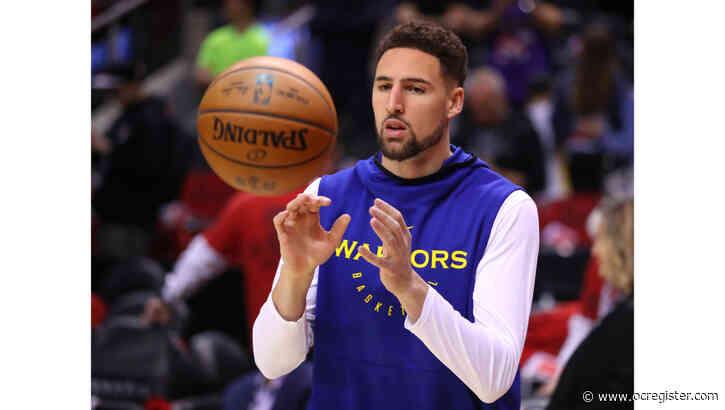Warriors' Klay Thompson suffers leg injury, severity unclear