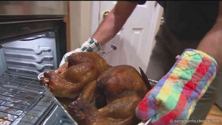 Families Struggle To Decide On Thanksgiving Plans As Virus Cases Surge