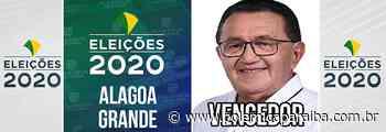 Eleições 2020: Sobrinho é reeleito prefeito de Alagoa Grande - Polêmica Paraíba - Polêmica Paraíba - Polêmica Paraíba