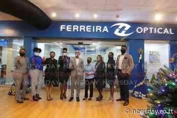 Ferreira Optical, La Romaine, gets new home - TT Newsday
