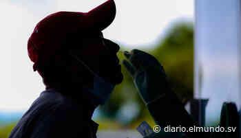 Habitantes de Guazapa se someten a pruebas para detectar coronavirus - Diario El Mundo