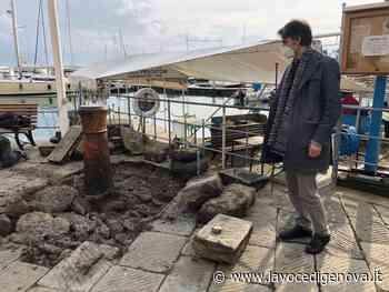 Santa Margherita Ligure: prelievo di due cannoni per verifiche - LaVoceDiGenova.it