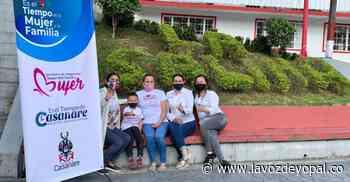 Jornada de trabajo comunitario en Sácama y La Salina - Noticias de casanare - La Voz De Yopal