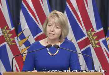 B.C. confirms 1,959 new cases of COVID-19, for total of 22,944 - Vancouver Is Awesome