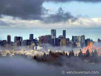 Vancouver Weather: Mix of sun and cloud, then rain later - Vancouver Sun