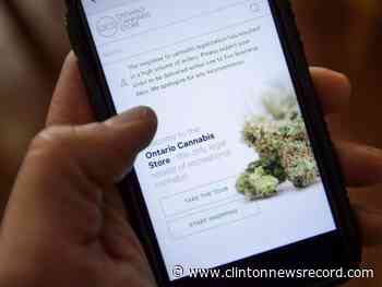 MOULTON: Ontario government should butt out of cannabis business - Clinton News Record