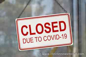 VEZINA: Explaining Ontario's COVID-19 colour-coded framework - Clinton News Record