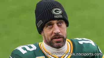 Aaron Rodgers no longer Packers' NFLPA rep, wasn't happy with CBA talks