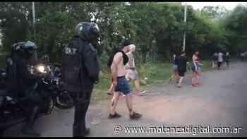 Virrey del Pino: desbarataron una fiesta clandestina con menores de edad. Hay dos detenidos - Matanza Digital
