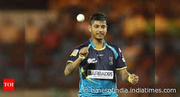 BBL: Sandeep Lamichhane joins Hobart Hurricanes - Times of India