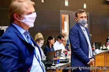 Beigeordneten-Wahl in Leonberg: Ein dramatischer Wahlkrimi mit Überlänge - Leonberg - Leonberger Kreiszeitung