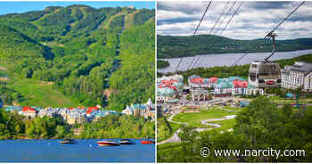 Tremblant Is Back For Summer & You Can Enjoy Breathtaking Views From The Panoramic Gondola - Narcity