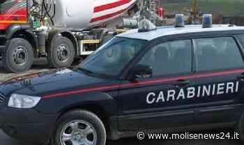 Isernia, controllo nei cantieri edili e stradali: denunciato un operaio - Molise News 24