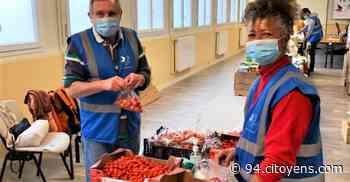 Bonneuil-sur-Marne: le Secours populaire fait front à la crise sociale qui dure - 94 Citoyens