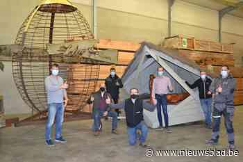 Sint-Eligiusgilde wil zo veel mogelijk inwoners virtueel samenbrengen met drive-in-event