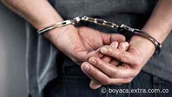 A pagar: Peligroso atracador fue condenado en Duitama a casa por cárcel - Extra Boyacá