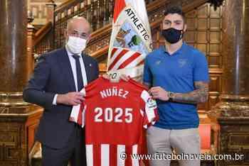 Unai Núñez renova com Athletic Bilbao até 2025 - Tahoma