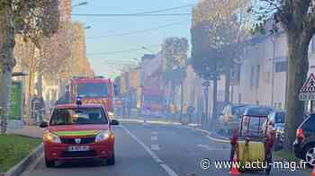 Chilly-Mazarin : Un incendie détruit en partie un garage Renault - Actu-Mag.fr