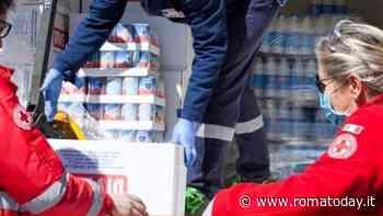 Covid, cresce la richiesta di aiuti alimentari: alla Croce Rossa 200 chiamate in una settimana