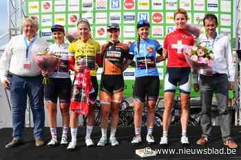 Vrouwenkoers Baloise Ladies Tour komt dan toch naar Zulte