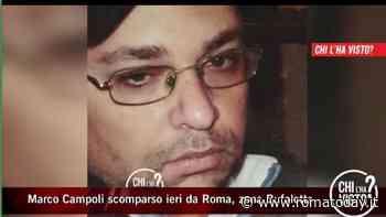 Scomparso da Bufalotta: appello dei genitori per ritrovare Marco Campoli