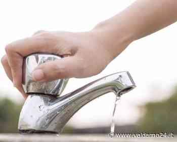 Agevolazione sul consumo idrico. A Montevarchi pubblicata la graduatoria provvisoria - Valdarno24