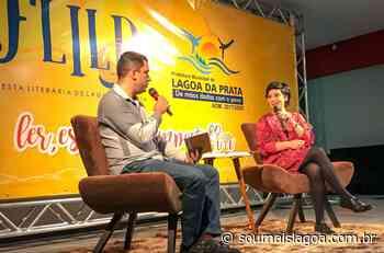 3ª edição da Festa Literária de Lagoa da Prata acontece nos dias 19 e 20 de novembro - Sou Mais Lagoa
