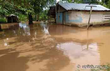 Riesgo en Tamalameque por posible desbordamiento del río Magdalena - ElPilón.com.co