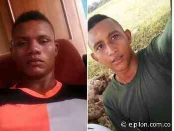 Doble crimen en Tamalameque: los persiguieron para matarlos a balazos - ElPilón.com.co